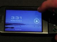 Смартфоны HTC G1 и HTC Hero с Android Ice Cream Sandwich, видео