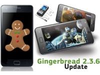 Смартфон Samsung Galaxy S II получил обновление Android 2.3.6