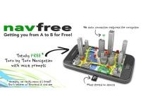 Navfree – бесплатный навигатор для Android