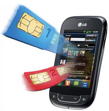 LG Optimus Link Dual Sim