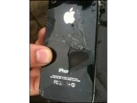 iPhone 4 загорелся в самолете