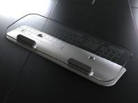 Прозрачные сенсорные клавиатура и мышь