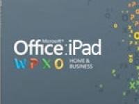 Microsoft распространяла слухи, что работает над Office под iPad