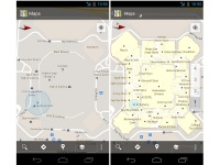Google Maps 6.0 дополнился Indoor Maps