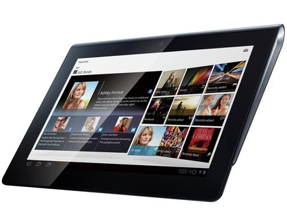 7. Sony Tablet S