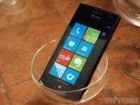 Windows Phone Tango имеет меньшие требования к памяти смартфона