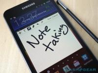 Будущие планшеты Samsung будут оснащаться стилусом S-Pen