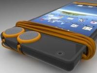Телефон Tether с держателем наушников