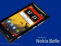 Nokia Belle на Nokia N8