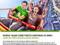 Nvidia анонсирует на MWC 2012 первые смартфоны на Tegra 3