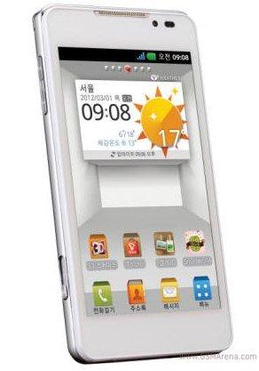Смартфон LG Optimus 3D 2