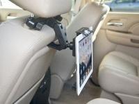 Bracketron и Scosche представили новые автомобильные держатели для iPad