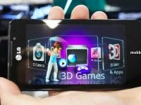 Смартфон LG Optimus 3D Max – живые фото и видео