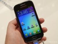 «Живое» знакомство с Samsung Galaxy Ace 2