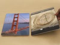 Apple iPad 3 с голографическим дисплеем