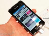 Смартфон Samsung Galaxy S Advance – живые фото и видео