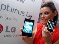 LG Optimus L3 появится в Европе уже в этом месяце