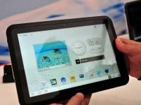 Fujitsu Arrows – планшет для тех, кто живет в воде