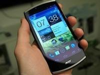 Смартфон Acer CloudMobile - живые фото и видео