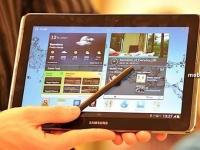 Samsung Galaxy Note 10.1 – 10-дюймовый Android-планшет с перьевым вводом