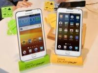 Двухъядерный процессор и 5-Мп камера в новом Samsung Galaxy Player 70 Plus