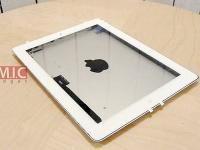 Частичная сборка iPad 3 снята на видео