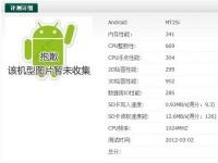 Sony MT25i станет еще одним недорогим смартфоном Sony