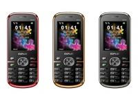 Музыкальный телефон Explay MU220 с поддержкой двух SIM-карт