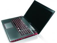 Toshiba показала игровой лэптоп Qosmio X870