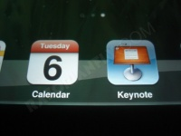 Всплыла фотография Retina-дисплея iPad 3