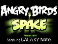 Для Samsung GALAXY Note готовится эксклюзивная версия Angry Birds Space