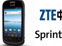 Sprint анонсирует Fury ZTE, продажи которого начнутся 11 марта по цене в 19,99 долларов