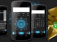 Siine Keyboard для Android предложит новый взгляд на виртуальную клавиатуру