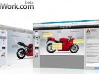 Apple закроет beta-версию сервиса iWork 31 июля 2012 года