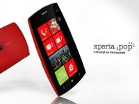Sony Xperia Pop: веселенький мобильник под Windows Phone