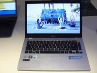 CeBIT 2012: LG представила ультрабук Z330