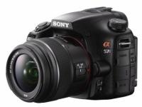 Новое изображение DSLR камеры Sony A57