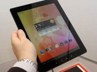 Prestigio Multi - недорогой планшет с Android 4.0