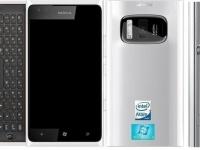 Концептфон Nokia Lumia 1000 – PureView, QWERTY & Windows 8