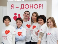 LG Electronics Украина присоединилась к Неделе добровольного донорства