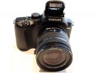 Samsung NX20 – изображения и характеристики новой беззеркальной камеры