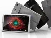 UFO – концептуальный телефон необычного формата