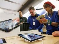 Сотрудники Apple Store способны продавать по 18 iPad в минуту