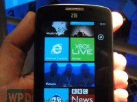 В мае ZTE выпустит бюджетный WP7-смартфон ZTE Mimosa