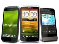 Объявлены цены на смартфоны HTC One X, HTC One S и HTC One V