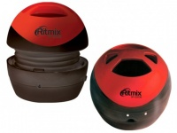 Портативные акустические мини-системы Ritmix SP-2010B и SP-2011