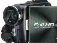 Genius выпускает видеокамеру G-Shot HD5757T