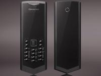 Gresso Regal Black - люксовый телефон в титановом корпусе