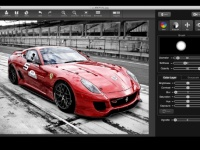 [Mac App Store] Color Splash Studio — разукрась свои фото
