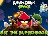Angry Birds Space — 10 миллионов загрузок за 3 дня